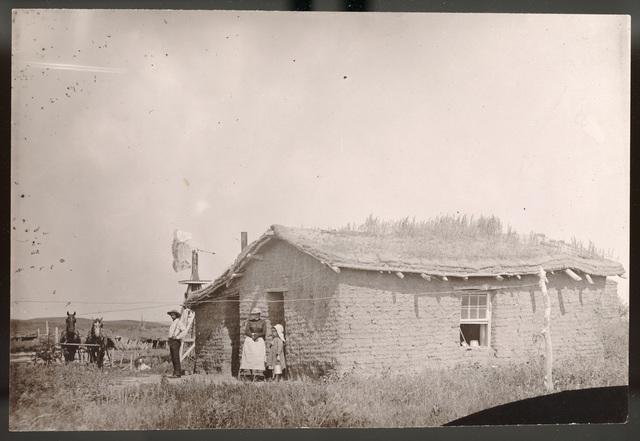 M. Longfellow, west of Broken Bow, Custer County, Nebraska.