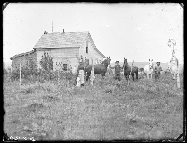 M.L. Marsh, West Union, Custer County, Nebraska.