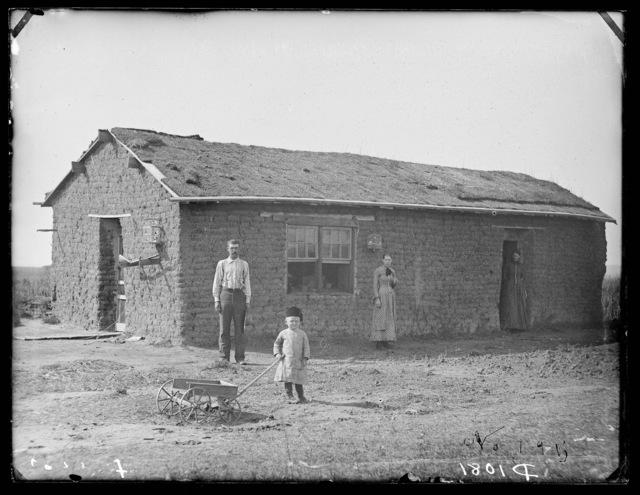 Plin Metcalf, near West Union, south of river, in Custer County, Nebraska.