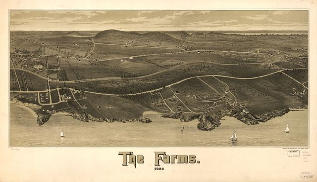 The Farms. 1886.