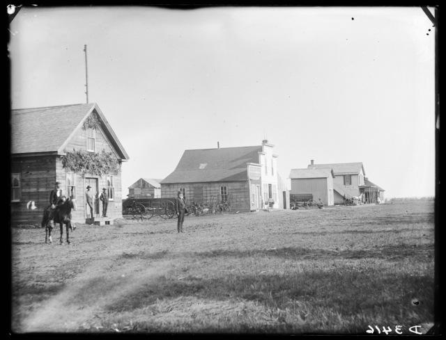 Wescott, Custer County, Nebraska.