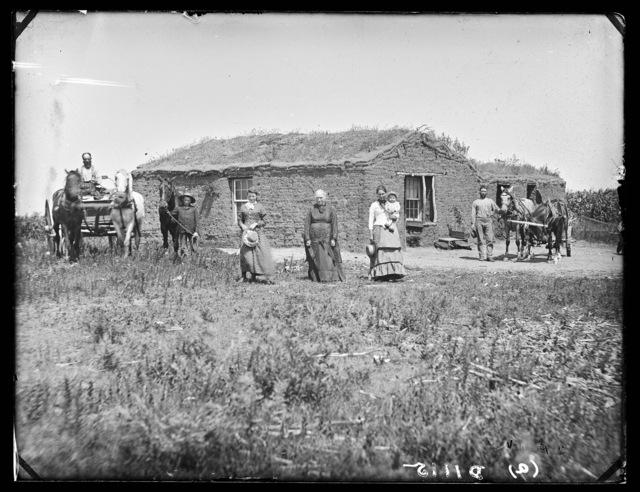 William Abernathy Cummings, Cummings Park, Custer County, Nebraska.