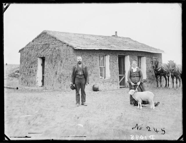 William Couhig, Dale (Dale Valley) , Custer County, Nebraska.