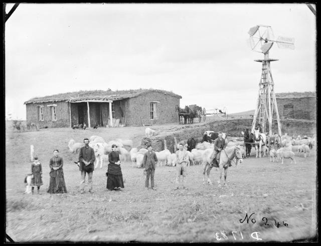 William Moore, Sargent, Custer County, Nebraska.