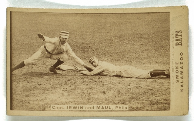 Capt. Irwin and Maul, Phila.