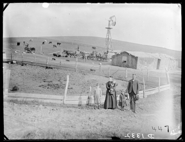 I.C. Barcus, near Broken Bow, Custer County, Nebraska.