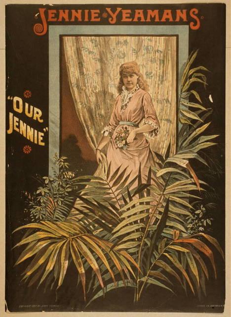 "Jennie Yeamans ""Our Jennie"""