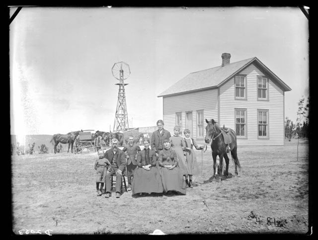 Mr. Allen, Westerville, Custer County, Nebraska.