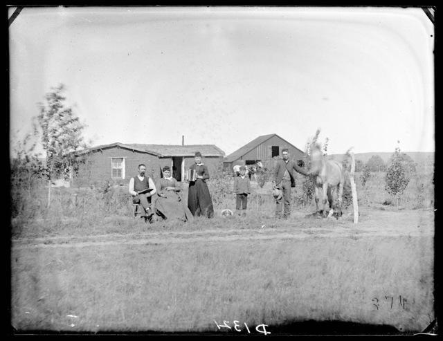 Mr. Ira Bundy, West Union T.P., Custer County, Nebraska.