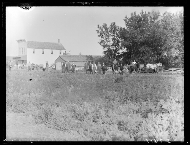 New Helena, Custer County, Nebraska.