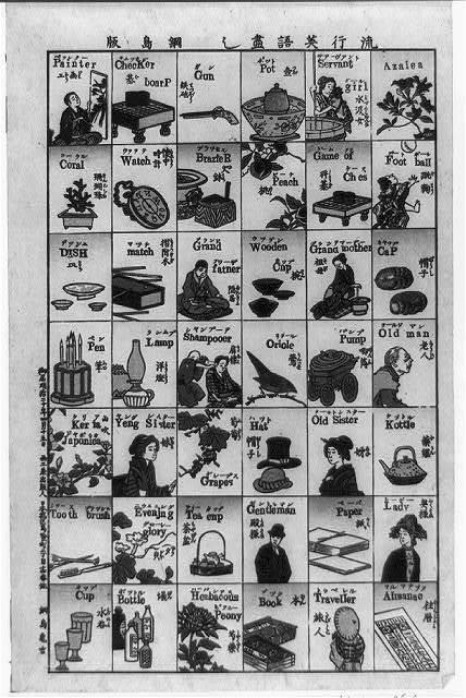 Ryūkō eigo zukushi