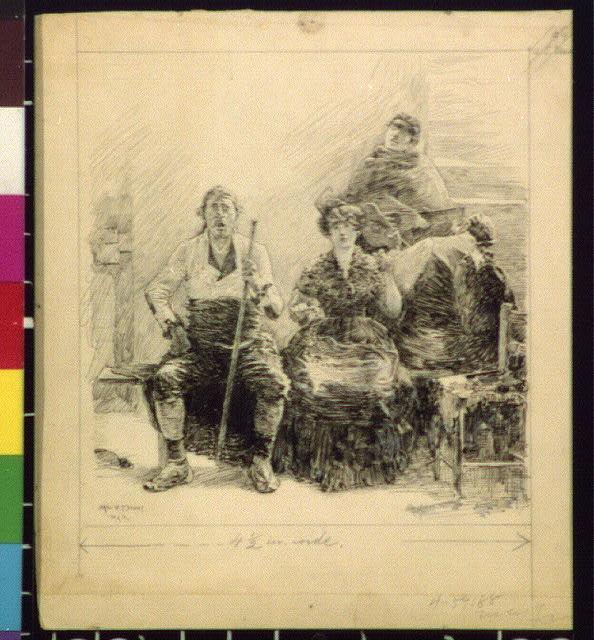 Un Quatuor by William T. Dannat