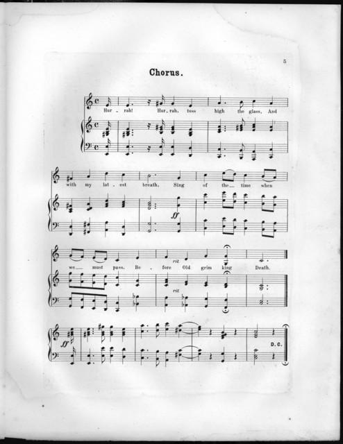 A  song of despair