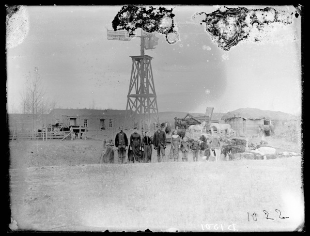 C.D. Smith, Custer County, Nebraska.