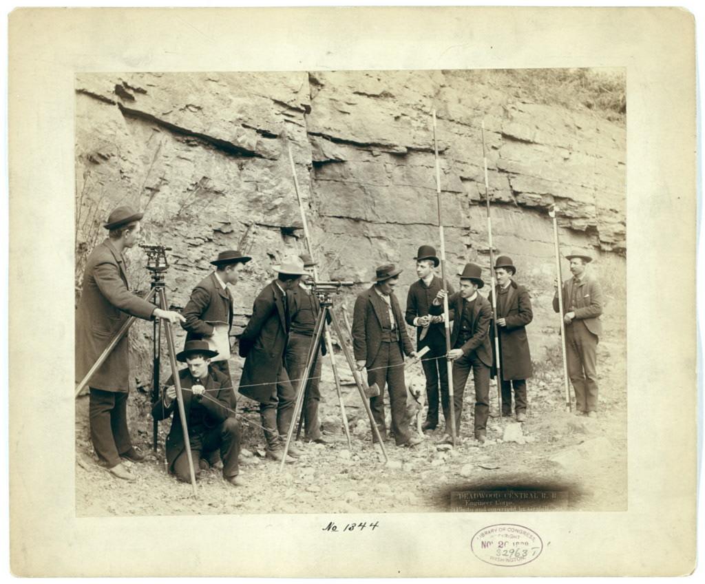 Deadwood Central R.R. Engineer Corps