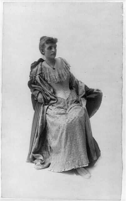 Frances Benjamin Johnston, 1864-1952