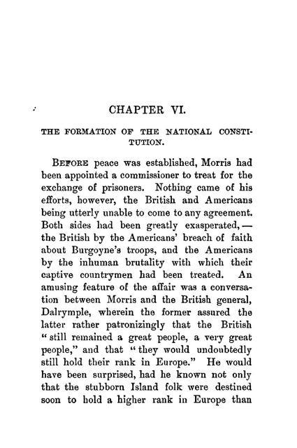 Gouverneur Morris,