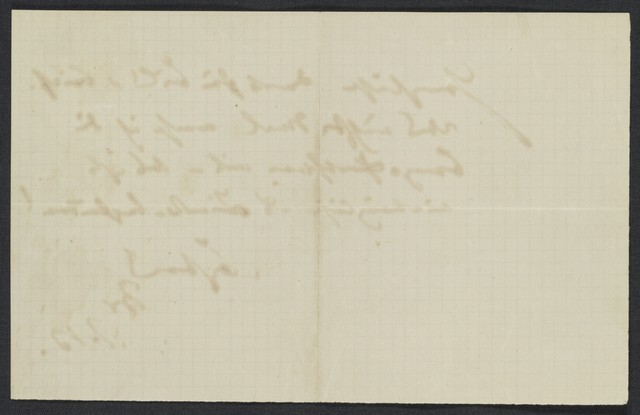 [Letter, 1888 Oct. 6, to Robert Keller]