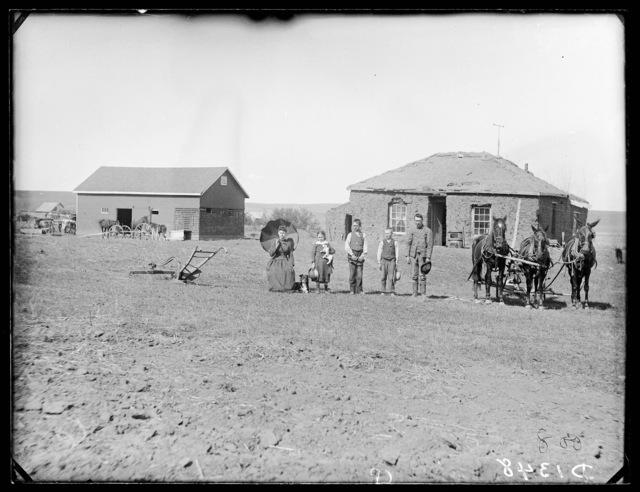 M.H. Deems, Custer County, Nebraska.