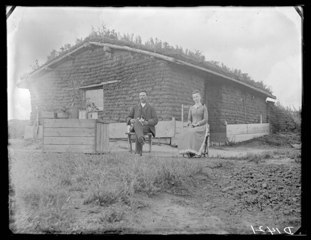 Murry, East Custer County, Nebraska.