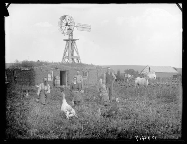 Southeast of Broken Bow, Custer County, Nebraska