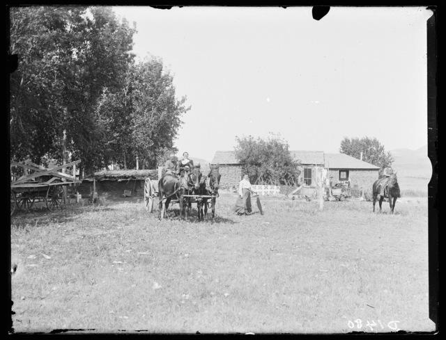 S.R. Conner, Ansley, Custer County, Nebraska.