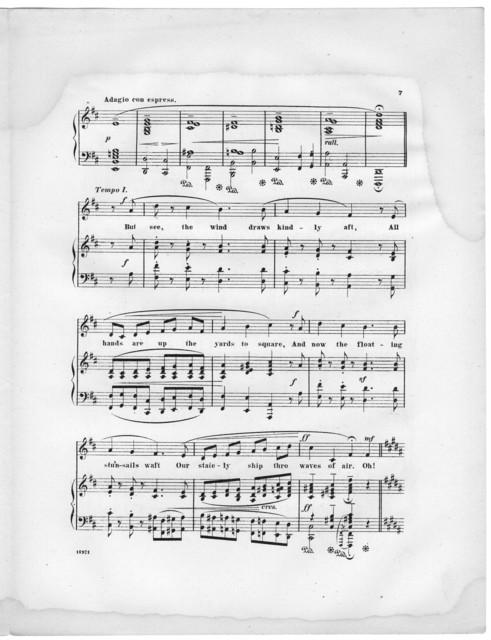 The  steersman's song