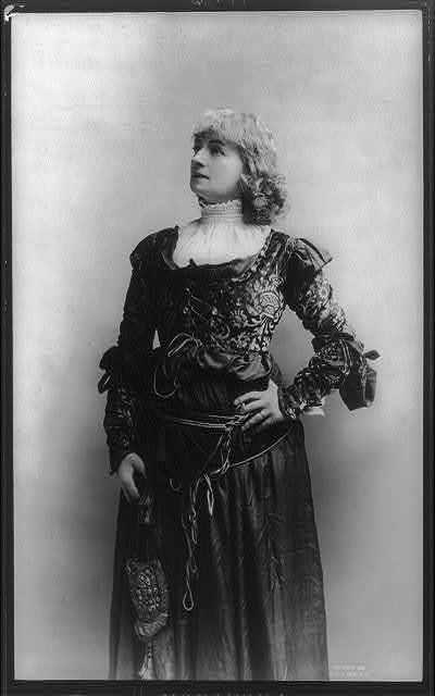 Helena Modjeska, 1840-1909