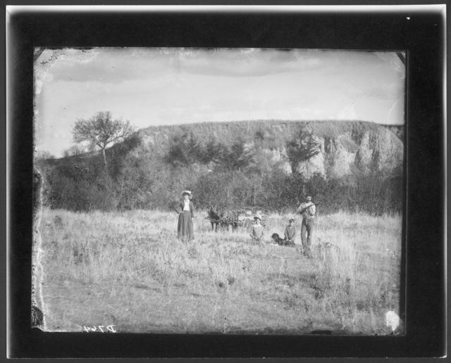 Hunting Trip, Custer County, Nebraska.