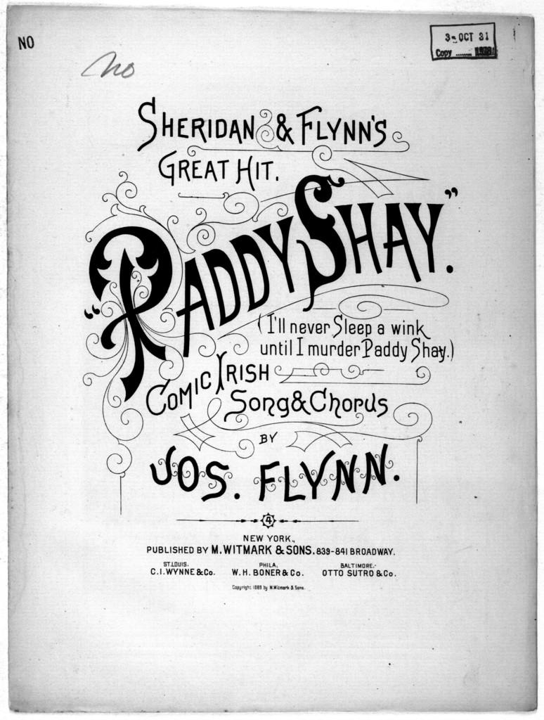 Paddy Shay