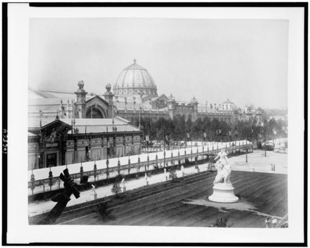 [Palace of Liberal Arts, Paris Exposition, 1889]