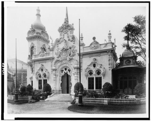 [Pavilion of Venezuela, Paris Exposition, 1889]