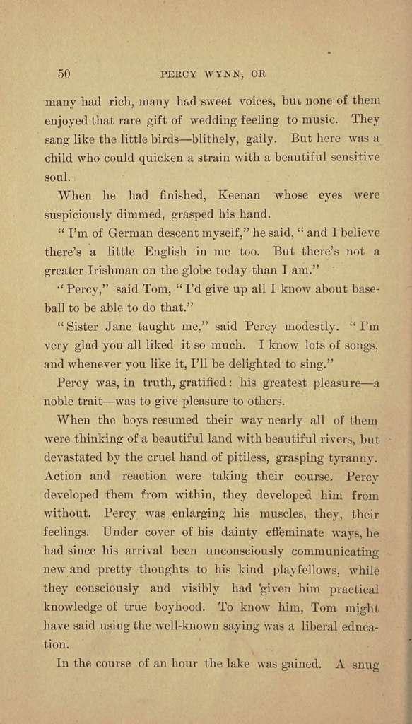 Percy Wynn;