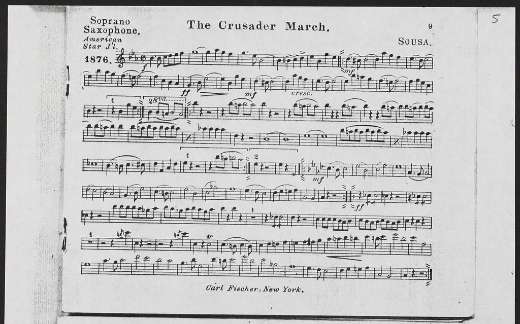 The  Cruasder March