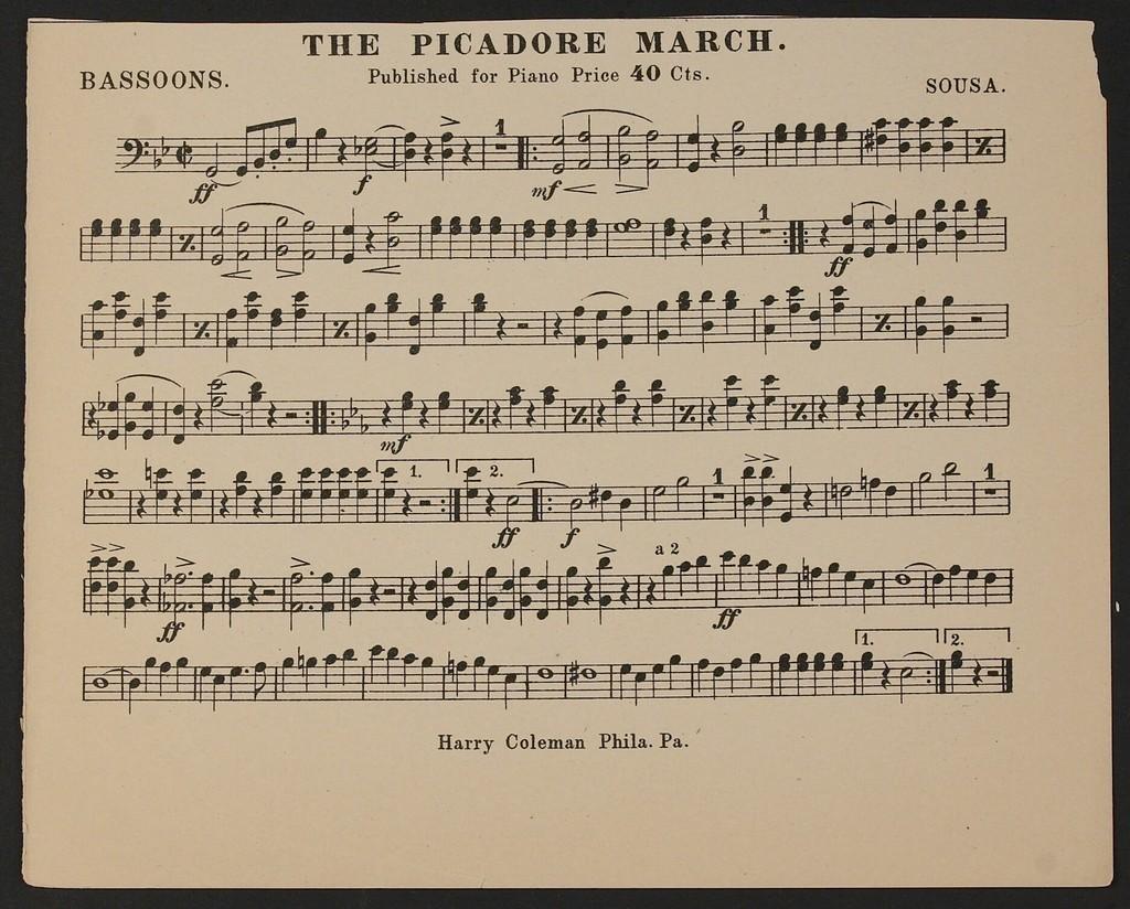 The  Picador March