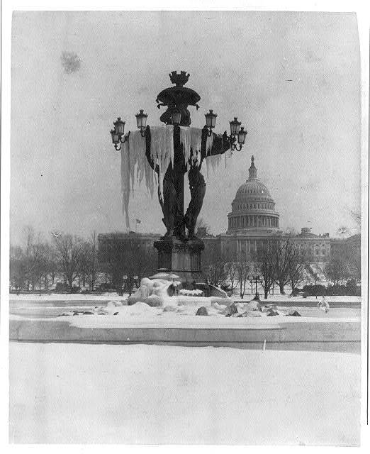 [Washington, DC - Bartholdi Fountain at 1st and Independence Ave., SW]
