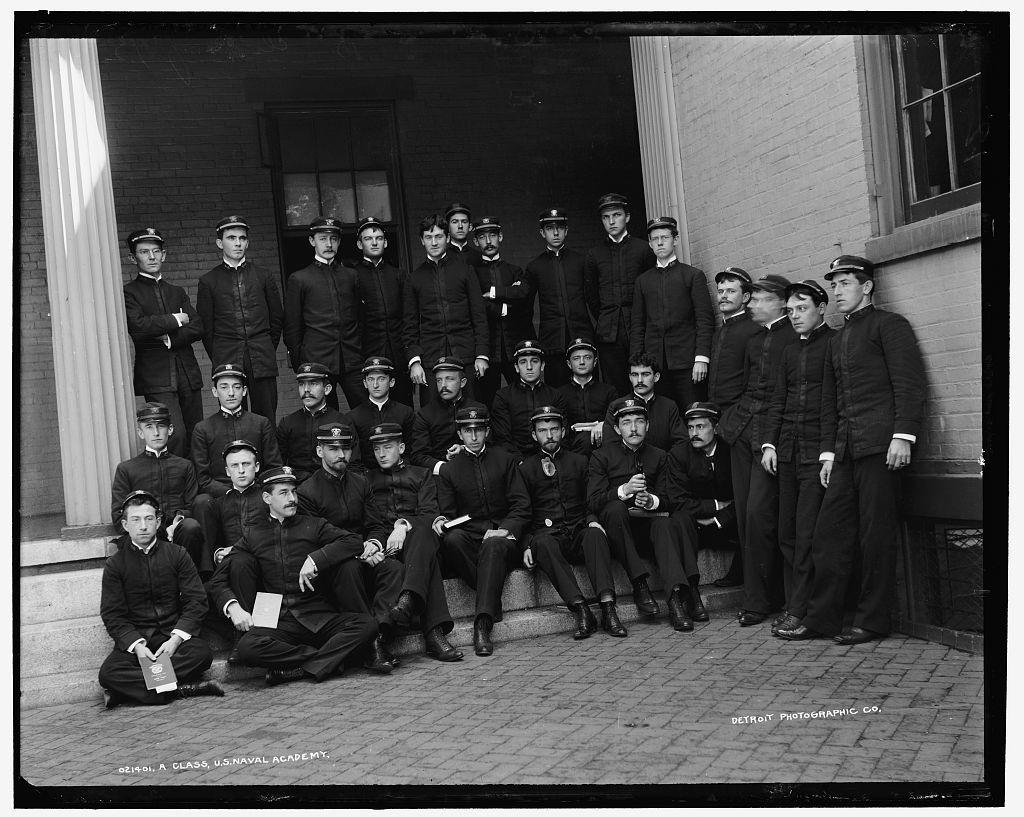 A Class, U.S. Naval Academy