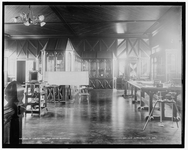 A Laboratory, U.S. Naval Academy