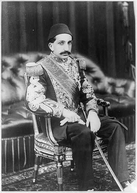 Abdulhamit II, Sultan of the Turks, 1842-1918