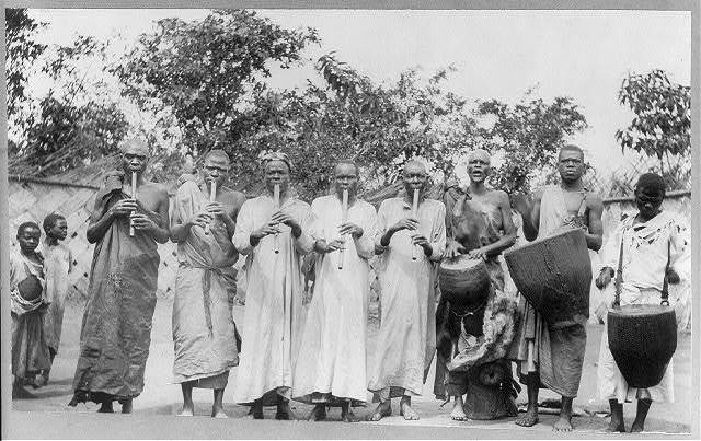 Africa - Musicians of the Sahara Desert
