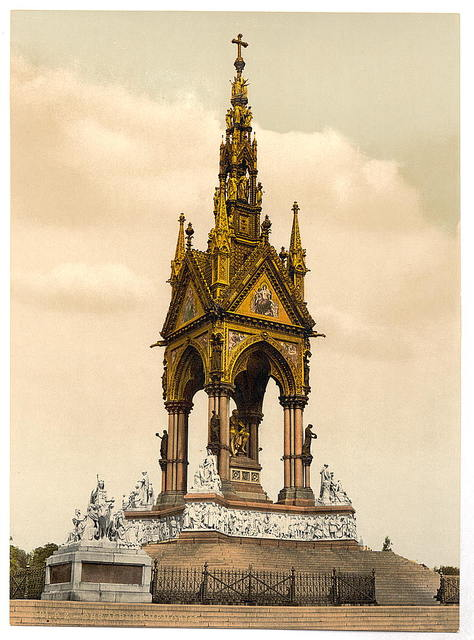 [Albert Monument, London, England]