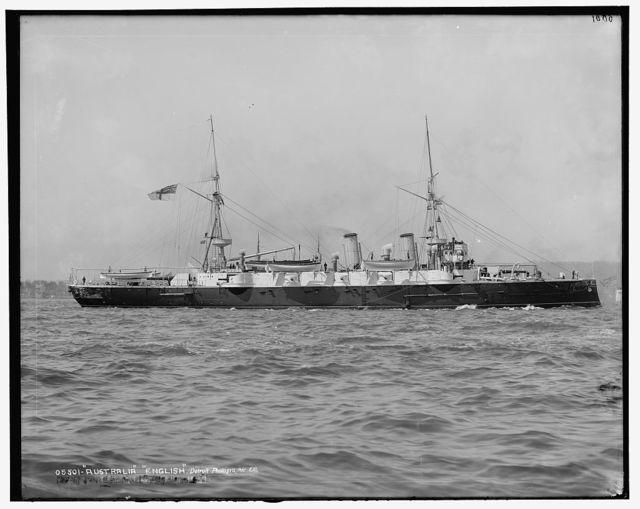 Australia, English [ship]