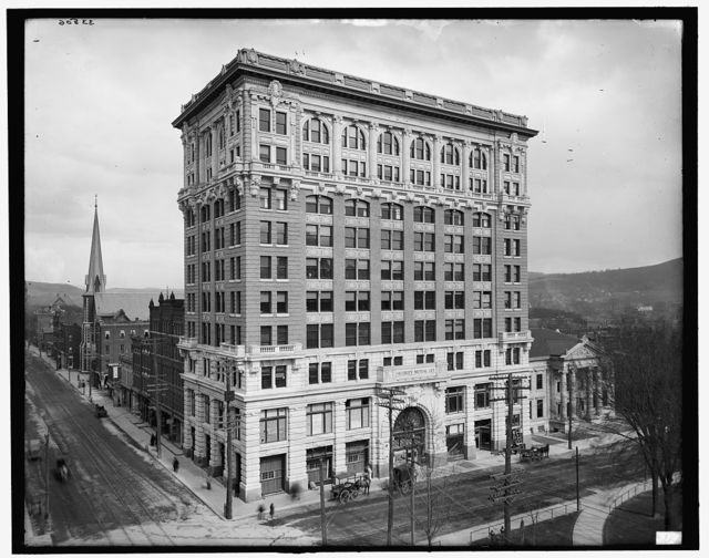 [Binghamton, N.Y. Security Mutual Life Insurance Co.'s Bldg.]