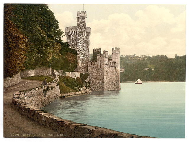 [Blackrock Castle. County Cork, Ireland]