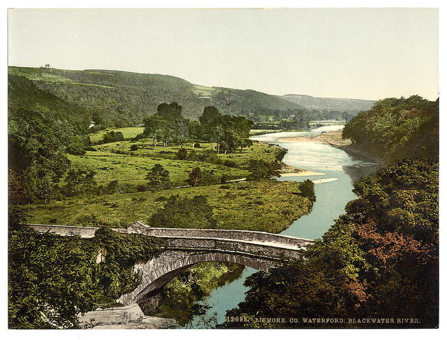 [Blackwater River, Lismore. County Waterford, Ireland]