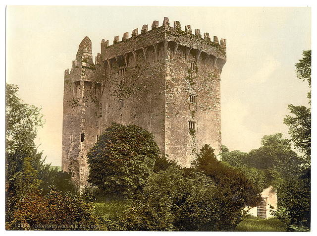 [Blarney Castle. County Cork, Ireland]