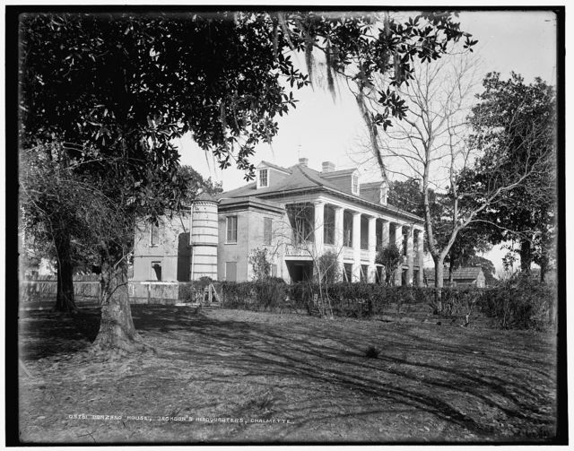 Bonzano house, Jackson's headquarters, Chalmette