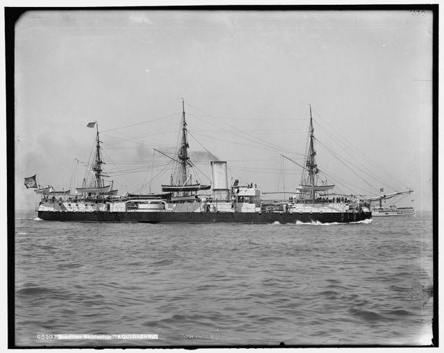 Brazilian battleship Aquidaban