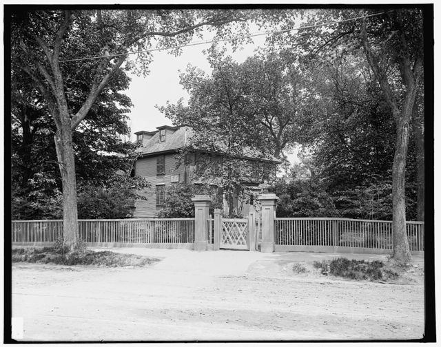 [Buckman Tavern, Lexington, Massachusetts]