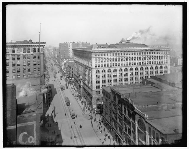 [Buffalo, N.Y., Main Street]